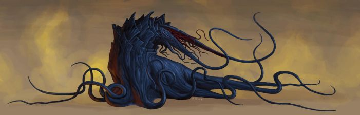 Concept: Ern the Beholder by Ancorgil