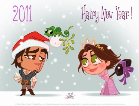 SPOILER - Hairy New Year by princekido