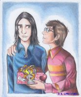 Happy Birthday, Severus! by PotionsTeddy