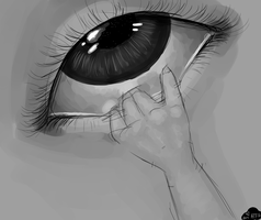 its an eye by All-The-Fish-Here