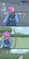 the bow's training by gmil123