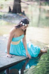 Water Goddess.4 by Della-Stock