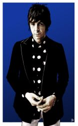 Miles Kane by SouthWolfie