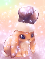 Cold Bunny by Kiwiscos