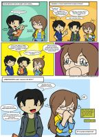 ComiCrew Issue 1 by foresteronly