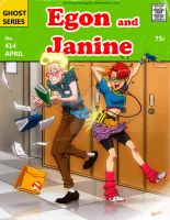 Egon and Janine by ArtistAbe