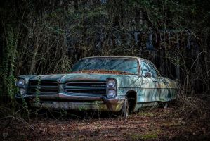 Ded Sled by FabulaPhoto