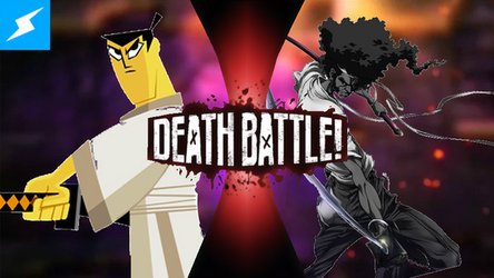 Samurai Jack VS Afro Samurai! by PokeSEGA64