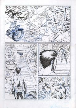 wolverine page by Lughnasadh