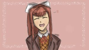 Innocent Looking Monika by Daisy68199