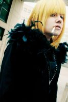 Mello Mihael Keehl 'Smoke in your heart' by Hirako-f-w