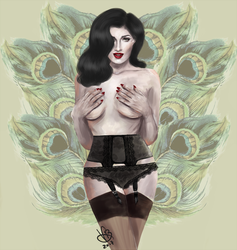 Dita by Amerpoison