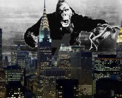 King of this City by DOSSETT