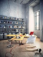 Office_Florence_04 by aspa1984