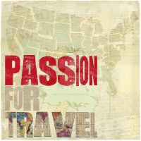 Passion for Travel by MagpieMagic