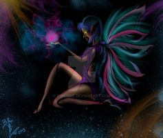 GALACTIC FAIRY by ZUNDREK