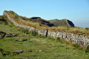 Hadrian's Wall (1) by masimage