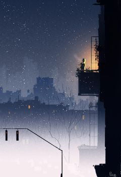 Sometimes  I just can t sleep by PascalCampion