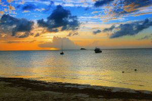 Antiguan Sunset by mcdee2005