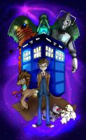 The Doctor by Bunnygirle26