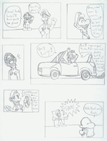 This why they fight p.16 by luigi2cool
