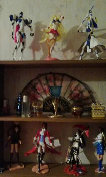 My figures by Paut-Tina