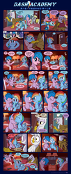 Chinese: Dash Academy 6 - The Secrets We Keep p17 by HankOfficer