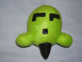 Zikes Emoticon Plushie by Romaji