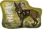 Griffen the Scout by WanderingGoose