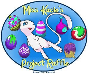 Miss Kacie Project Raffle by Bml1997