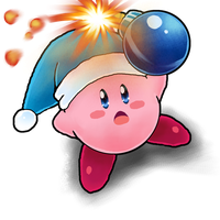 Bomb Kirby - Day 6/30 Challenge by EmBeRNaGa