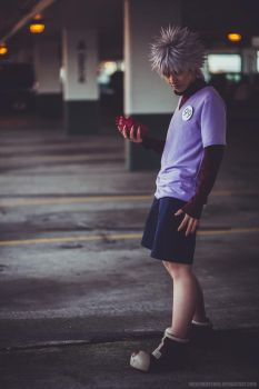 Killua III by Weatherstone