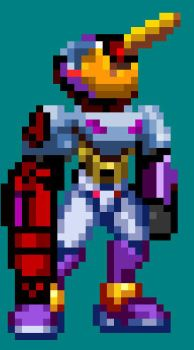 Metroid Character by superst