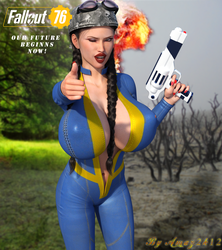 Fallout 76 - Our future beginns...now by Amaz2k12