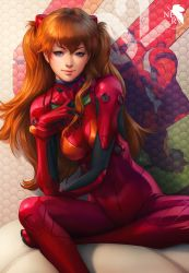 Asuka Langley by Artgerm