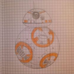 BB-8 by ShandrisCZ