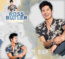 Png Pack 3826 - Ross Butler by southsidepngs