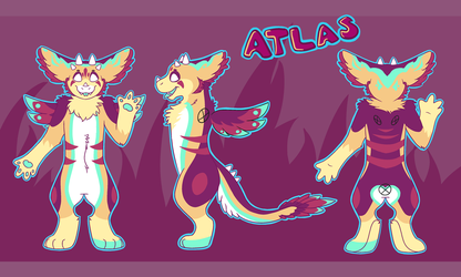 Atlas Ref by popfiish