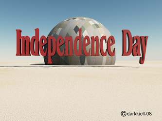Independence Day 4F by darkKiell