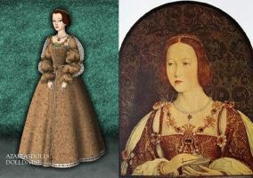 Princess Mary Tudor, Henry VIII's Little Sis by LadyAquanine73551