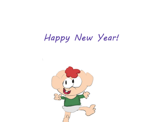 Hi There Ravi!- Ravi's New Year by TotallyTunedIn