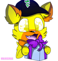 .: | Happy birthday Orgy the yellow fox! | :. by Clara-Foxx