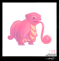 Lickitung!  Pokemon One a Day!