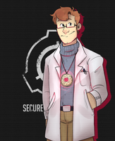 Dr Bright! by TeaRosePedall