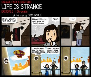 LIFE IS STRANGE | Tear-Jerking by TheGouldenWay