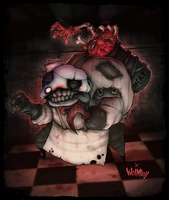 SLAUGHTERFACE by WORMBOYx