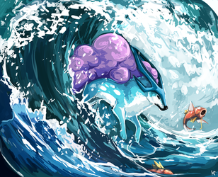 Wave Rider by Susiron