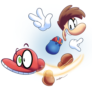 Super Ray Plumber Odyssey by Dog22322