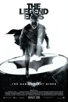 The Dark Knight Rises Theatrical Poster by J-K-K-S