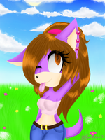 :COMM: Chelsea The Chihuahua by Zyanthya951